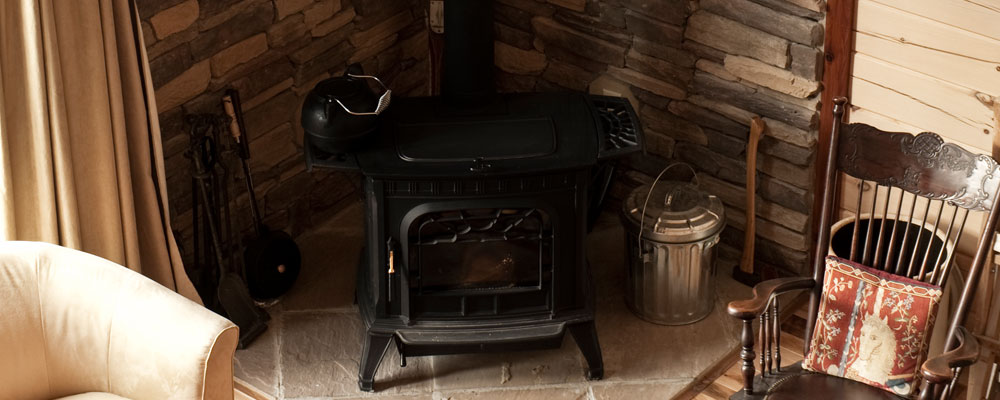 Durham Wood Stove Cleaning